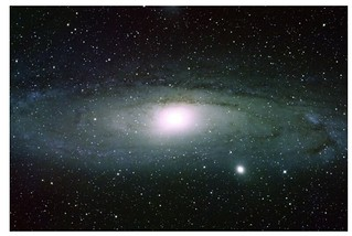 An analysis of the andromeda galaxy also known as the great nebula in andromeda