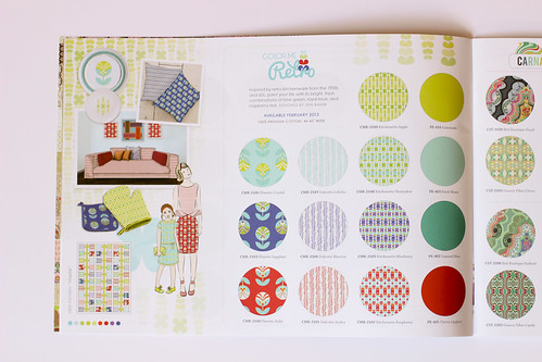 Art Gallery Fabrics Catalog | by Jeni Baker | In Color Order
