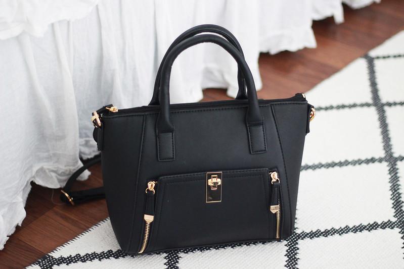 lontoo ostokset 6 new look laukku
