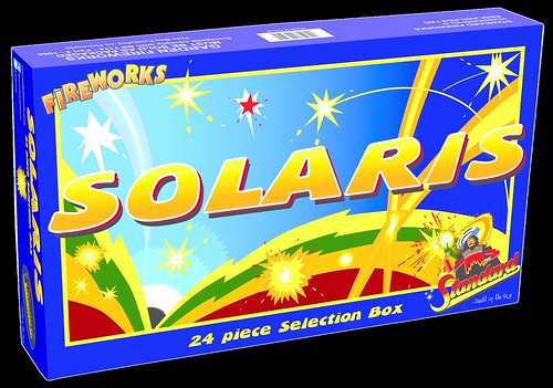 Solaris Selection Box by Standard Fireworks