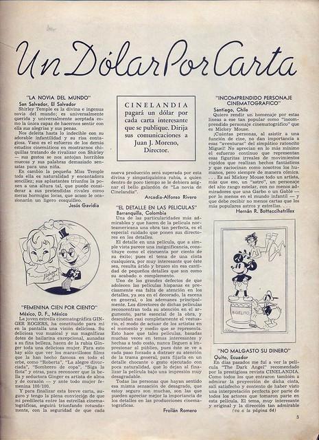 Cinelandia, Tomo XI Nº 1, Janeiro 1937 - 6