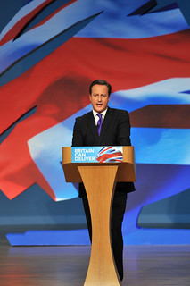 David Cameron speaking at Conference 2012 | by conservativeparty