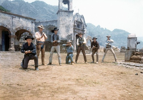 The Magnificent Seven - 1960 - Promo Photo 1