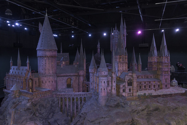 The Making of Harry Potter - Studio Tour Film Sets