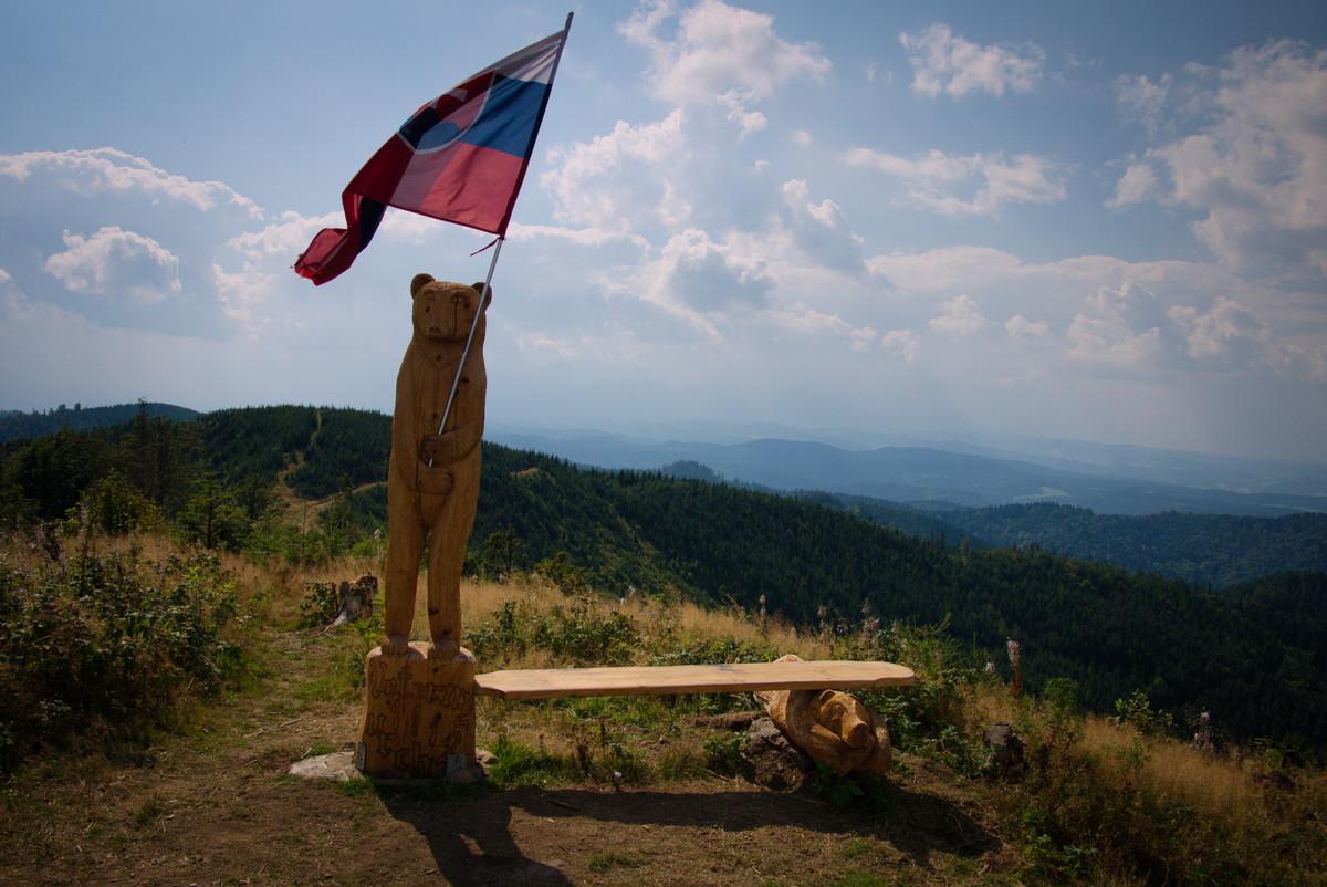 pies góry słowacja magura spiska
