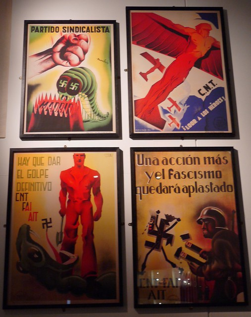 Anti Fascist Posters