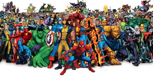SuperHero Marvel1