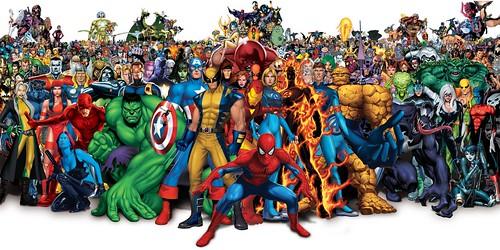 SuperHero Marvel1