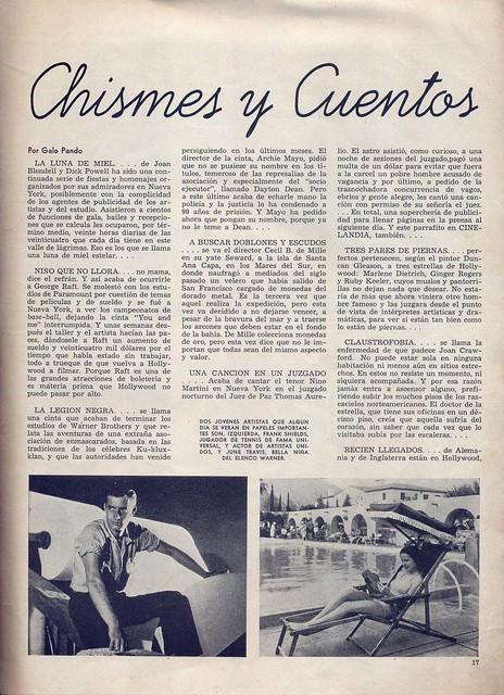 Cinelandia, Tomo XI Nº 1, Janeiro 1937 - 18