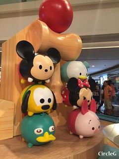 CIRCLEG 九龍塘 又一城 DISNEY TSUM TSUM 壽司 「Disney Tsum Tsum Walk N Roll Festival (14)