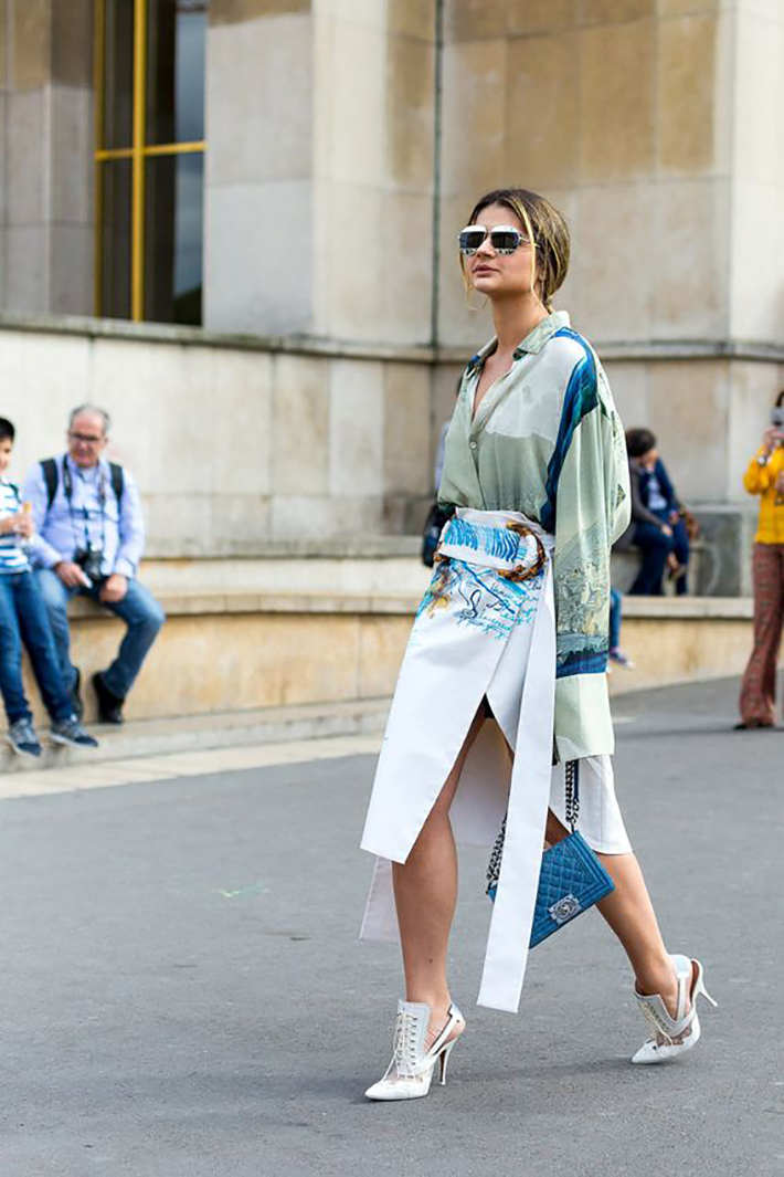 Paris street style fashion week summer street style inspiration fashion style accessories5