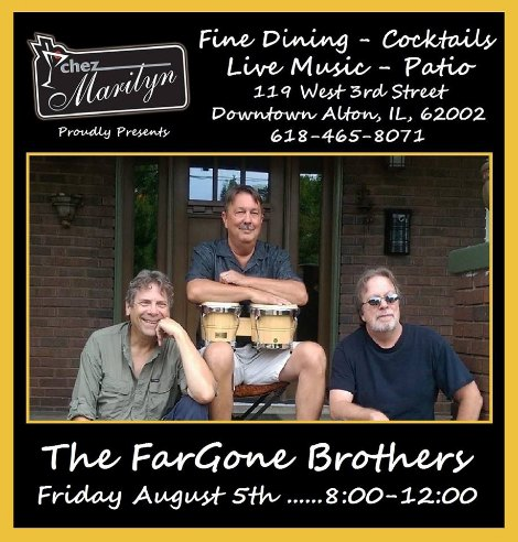 The FarGone Brothers 8-5-16