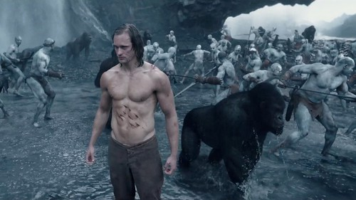 The Legend of Tarzan - screenshot 3