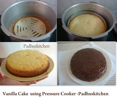 How To Make Marble Cake In Pressure Cooker