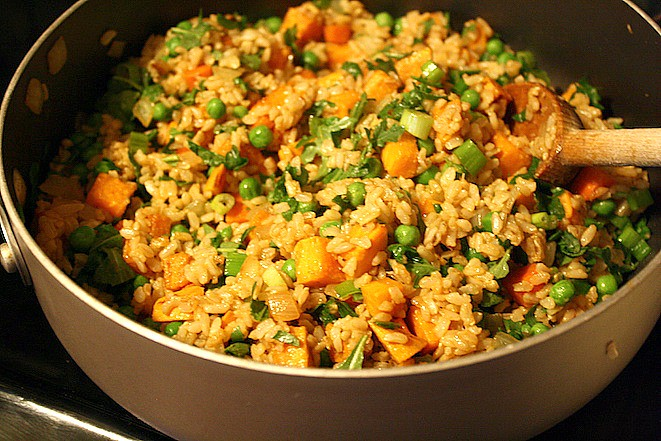 5-Spice Fried Rice