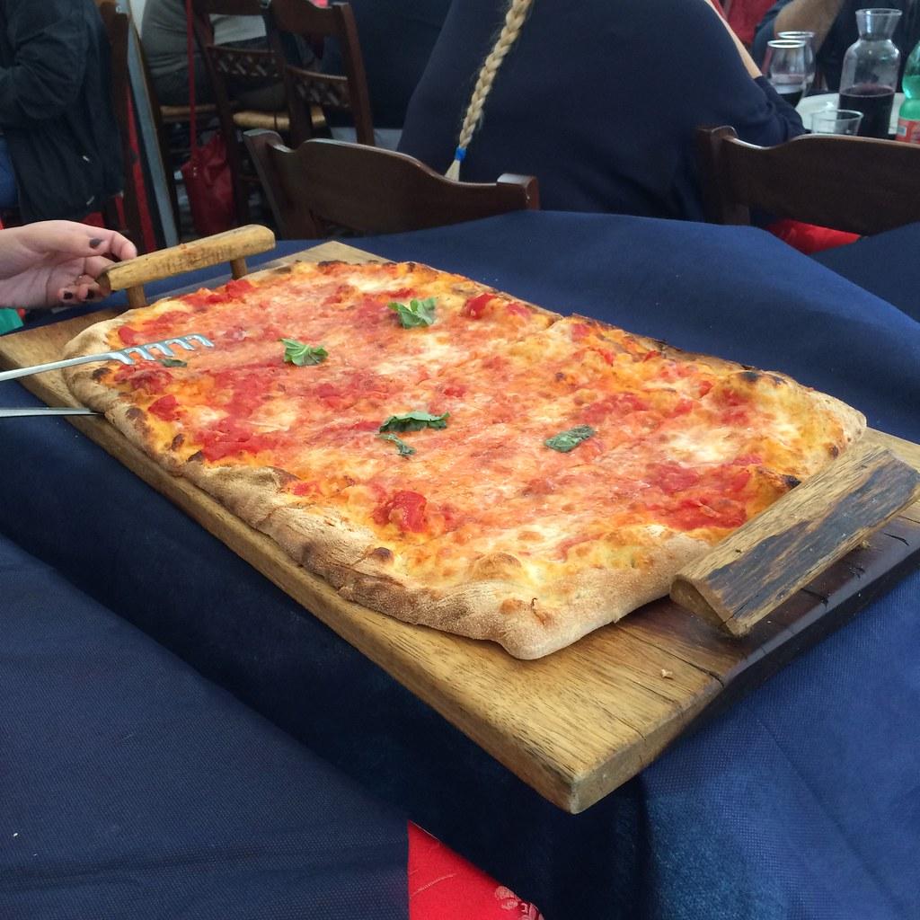 Meter of Pizza