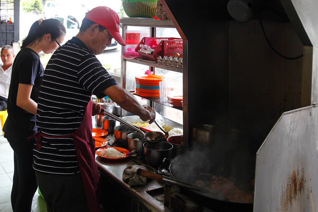 Chuan Lee Char Koay Teow Stall