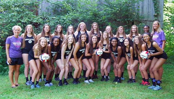 2016 Lady Cougars Volleyball
