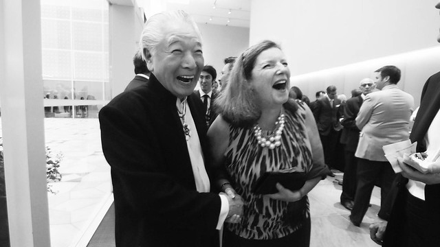 2014 Moriyama Prize Gala Photos