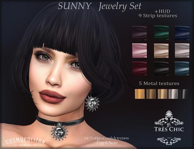 SUNNY_Jewelry Set