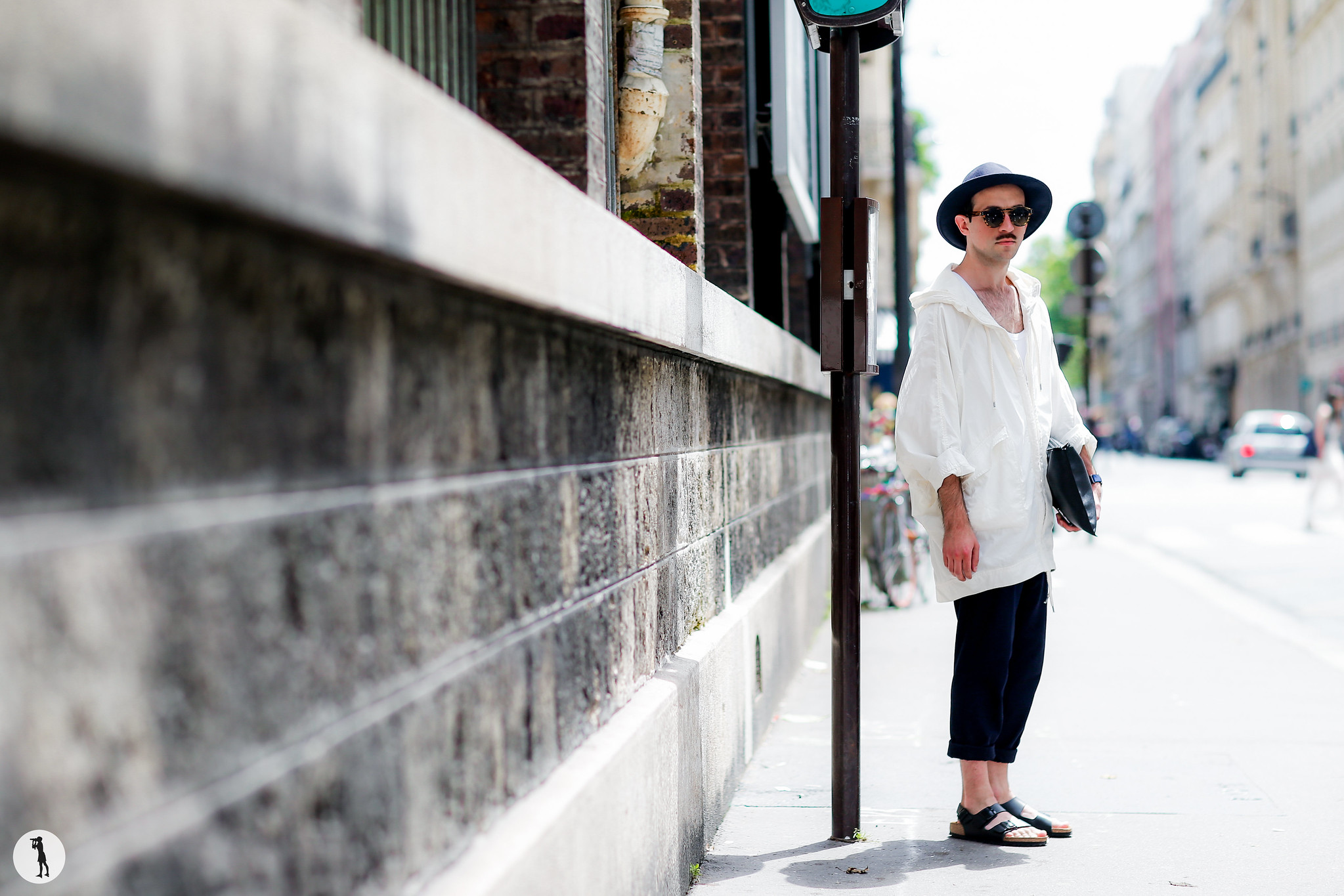 Quentin Couame - Paris Fashion Week Menswear SS17 (3)