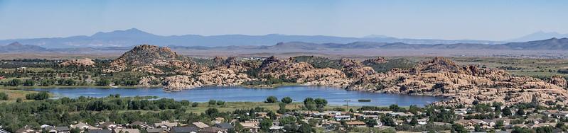 Willow Lake Panorama