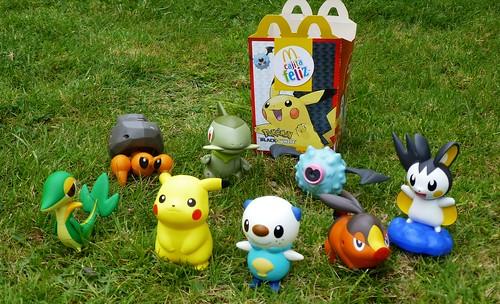Pokémon @ McDonald's