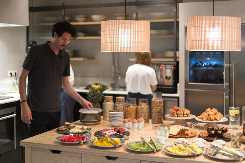 Breakfast at Margot House – Barcelona