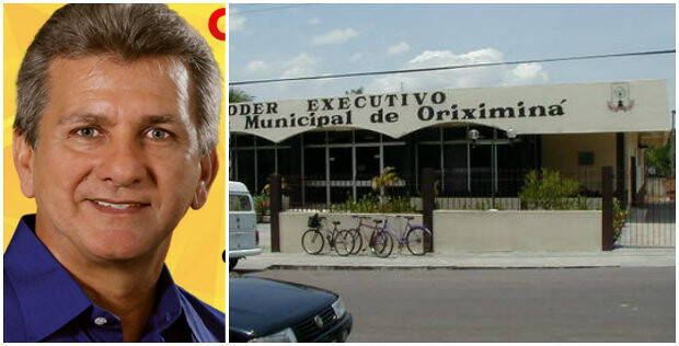 Leoncio Braz, Oriximiná