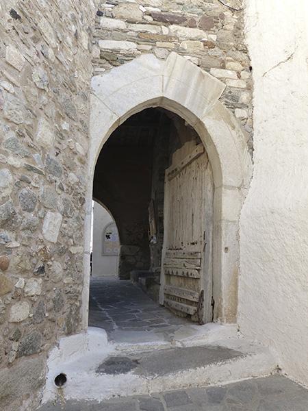 ancienne entrée kastro