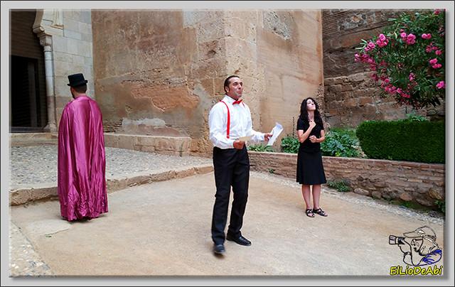 #GRXperience Granada misteriosa de la mano de Federico Garcia Lorca 1