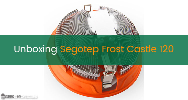unboxing segotep frost castle 120
