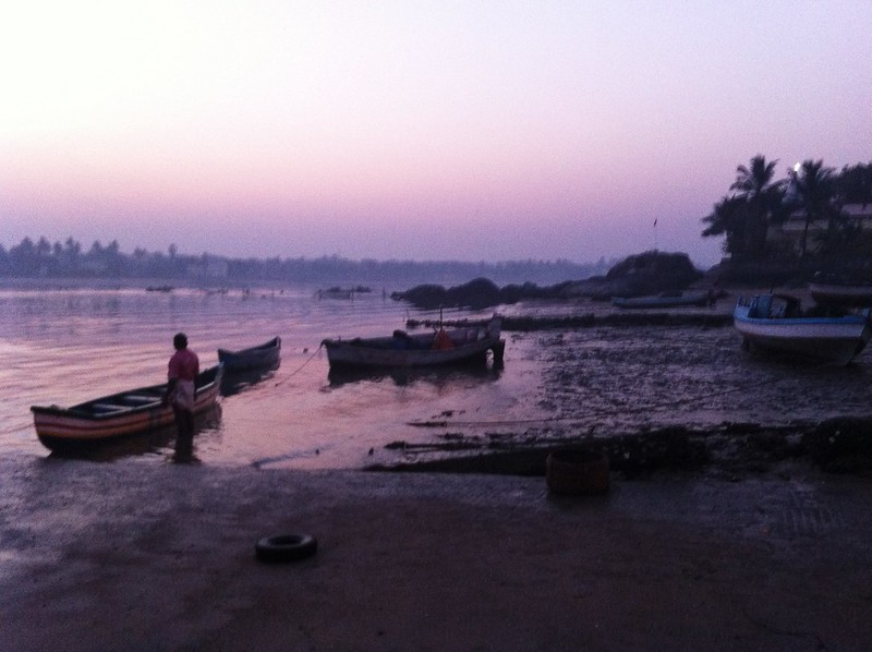 Manori Jetty