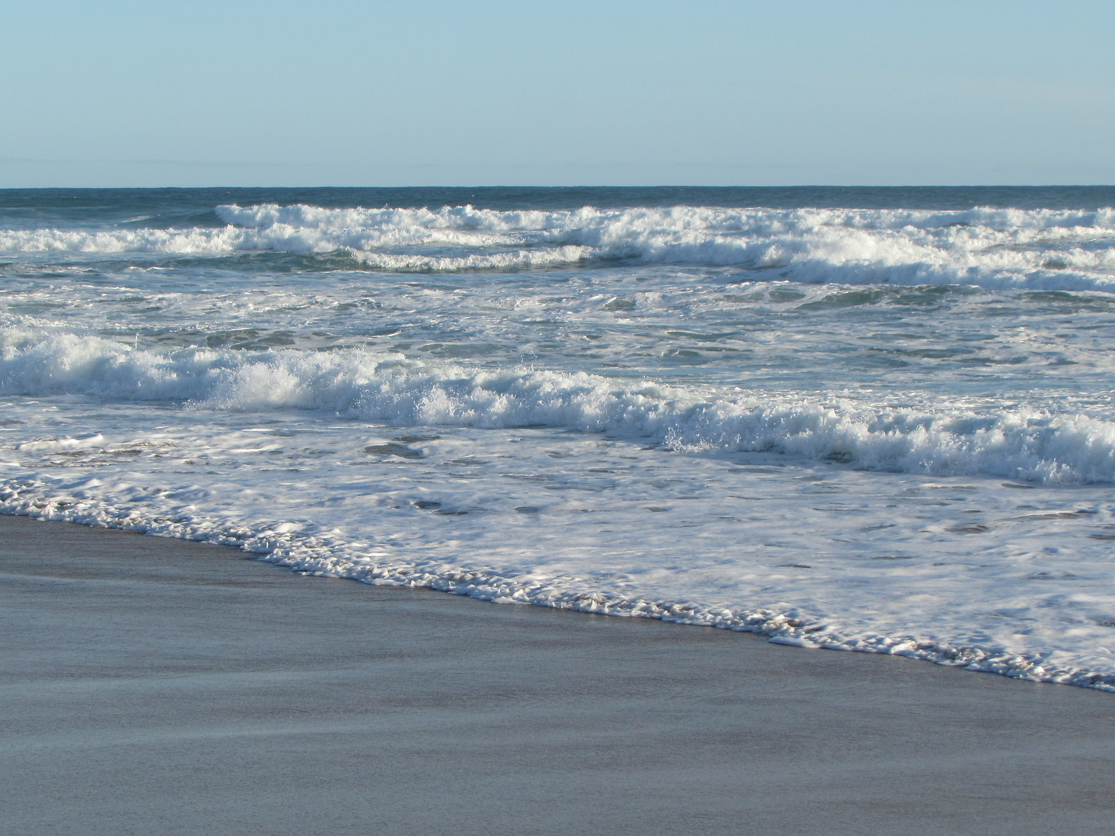 More waves