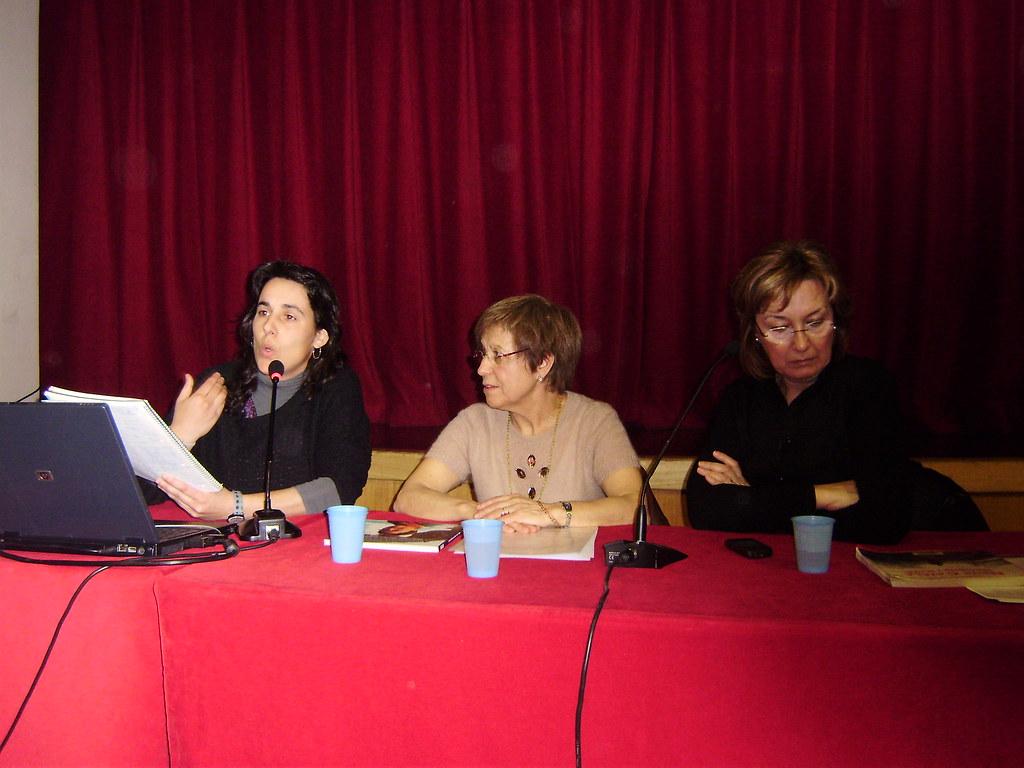 Jornada del dia de la dona (l'Hospitalet, 2014)