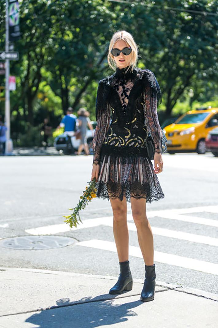 street style fashion week new york 10