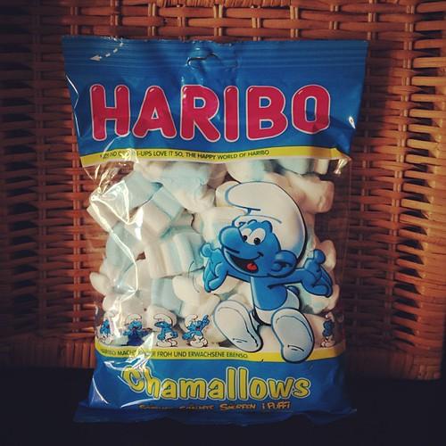 Calendrier de l'Avent, Jour #21 #marshmallow #chamallow #chamallows # ...