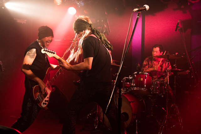 SPUTNIK KOMBINAT live at 獅子王, Tokyo, 15 Sep 2016 -1010377