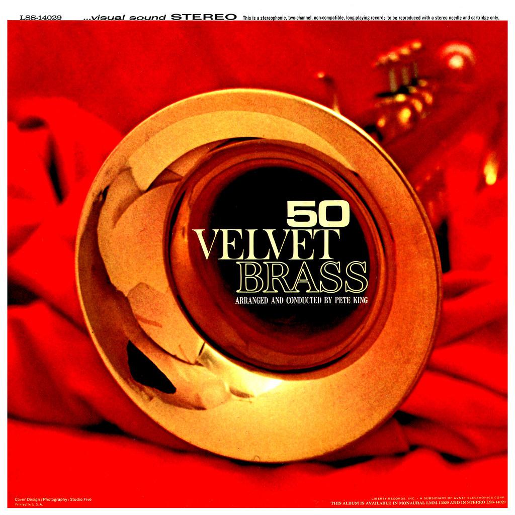 Pete King - 50 Velvet Brass