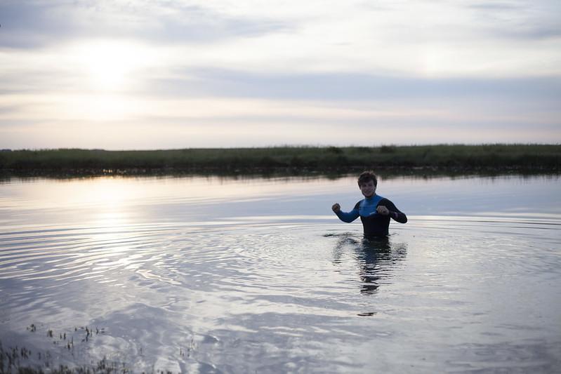 Stiffkey Swims 087