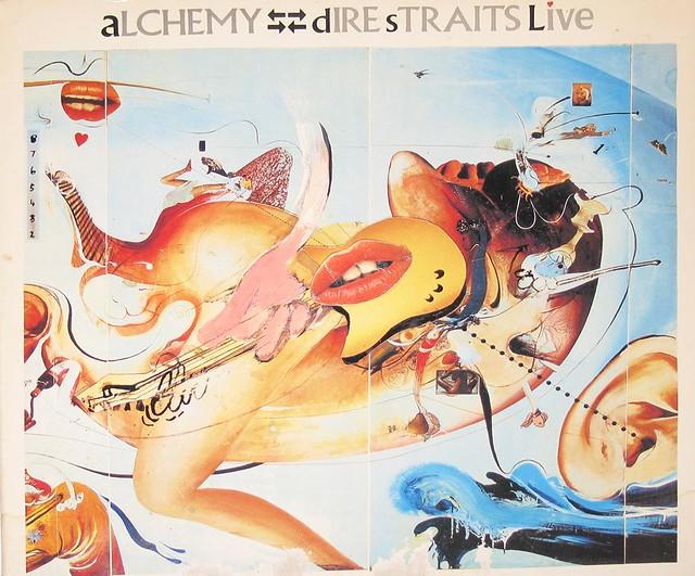 DIRE STRAITS ALCHEMY DIRE STRAITS LIVE (2LP)