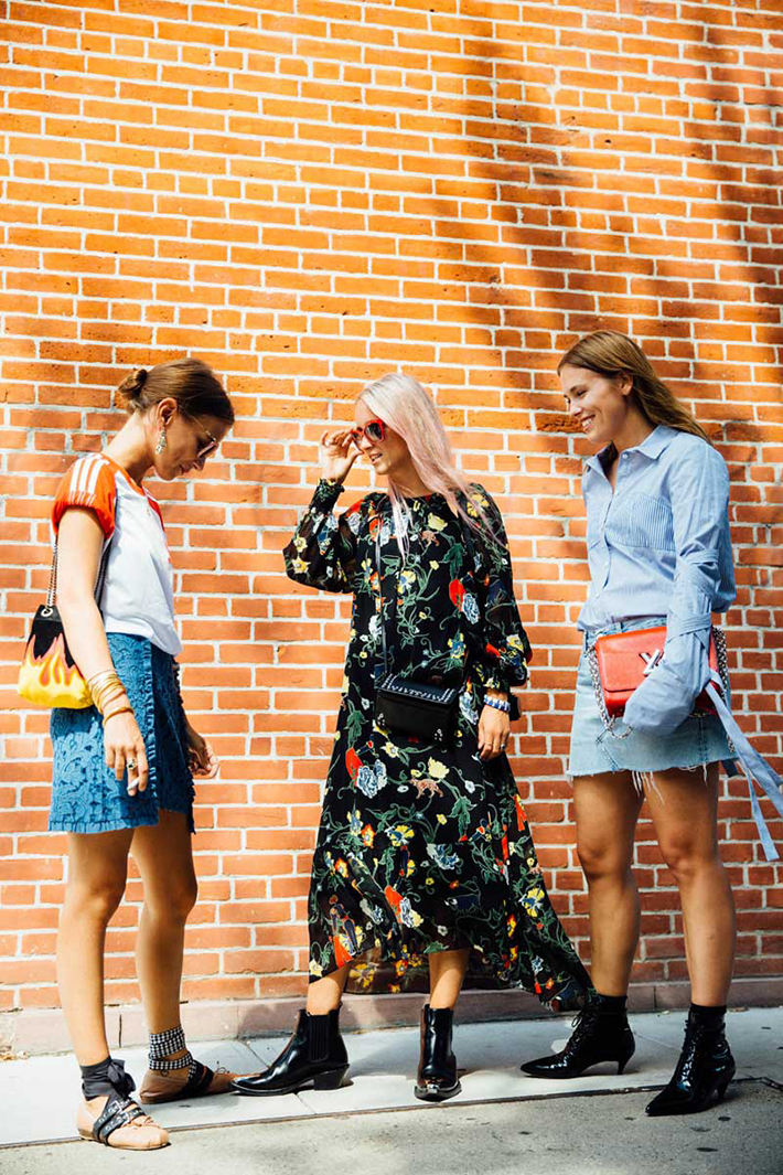 street style fashion week new york 12