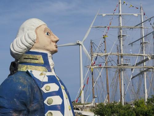 Admiral Boscawen