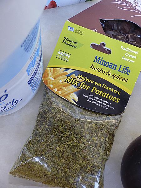 minoan mix