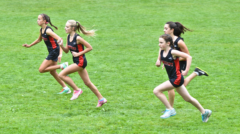 Lowell Invitational Cross Country Meet, Sept 10, 2016