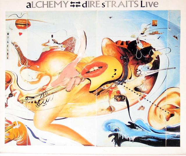 Dire Straits Alchemy Live West Germany