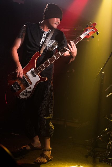 SPUTNIK KOMBINAT live at 獅子王, Tokyo, 15 Sep 2016 -1010316