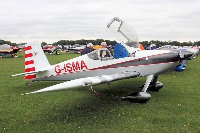 G-ISMA