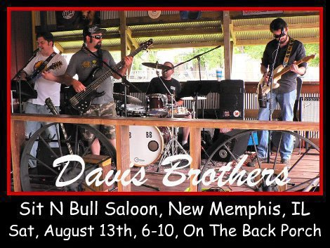 Davis Brothers 8-13-16