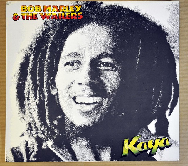 "BOB MARLEY KAYA original France 12"" LP VINYL"